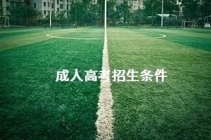 武汉科技大学成人高等学历教育招生简章之招生条件及报名