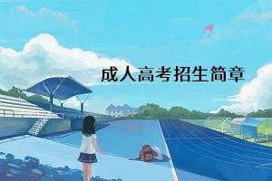 武汉理工大学成教函授成考成人高等学历教育招生简章之招